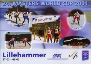 Seniorensport 24. Masters World Cup 2004
